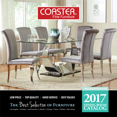 2017 Dining Room Catalog