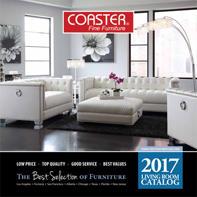 2017 Living Room Catalog